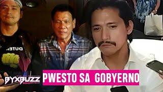 Robin Padilla sinagot ang isyung inalok siya ni President Duterte ng puwesto sa gobyerno