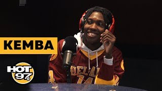 Kemba Freestyles On Real Late W Rosenberg