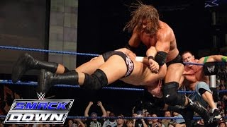Undertaker, John Cena & D-Generation X vs. CM Punk & Legacy: SmackDown, October 2, 2009