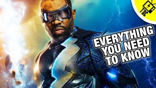 Black Lightning: Everything You Need to Know! (The Dan Cave w/ Dan Casey)