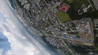 DJI FPV 비행 영상 (어지럼 유발 및 멀미 유의), 210910 (6분30초)