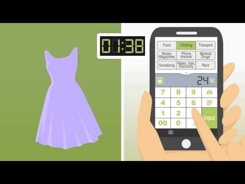 Video of Quick Money Recorder-Spending