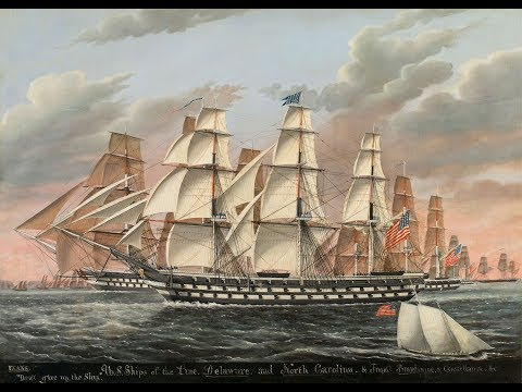 The Forgotten Fleet - US Navy Fighting Sail 1815-1860