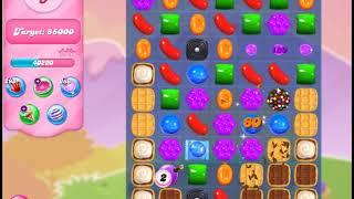 Candy Crush Saga Level 3943 - NO BOOSTERS | SKILLGAMING ✔️