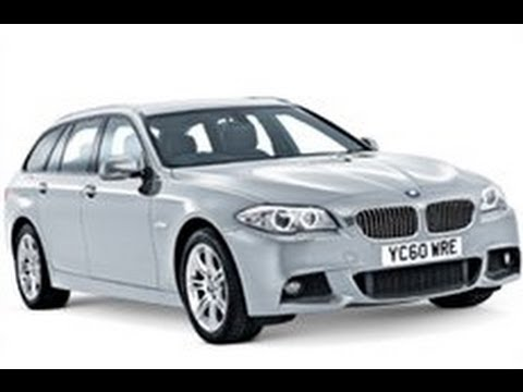 BMW 5 Series Touring review - What Car?