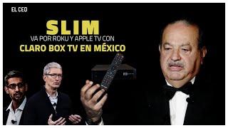 #Slim #Claro #Streaming #Roku #Appletv #Chromecast #México