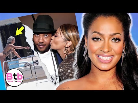"""Lala Anthony """"Files For Divorce"""" From Carmelo Anthony After New Cheating Rumors Surface! (Breakdown)"""