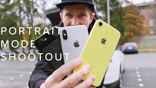 iPhone XR vs XS vs Pixel 3   Portrait Mode Shootout