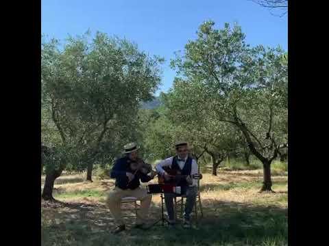 Chianti Little Orchestra Duo di musica italiana bella Firenze Musiqua
