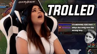 YourPrincess ~ TROLLED BY TWITCH CHAT