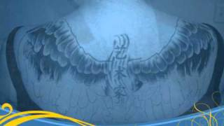 Angel Wing Tattoos - Fly High With Angel Wing Tattoos