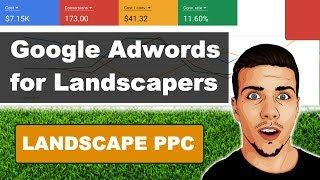 Landscape Advertising: Google Adwords for Lawn Care, Hardscapes, and Snow Removal