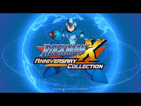 A Look At: Rockman X Anniversary Collection Soundtrack