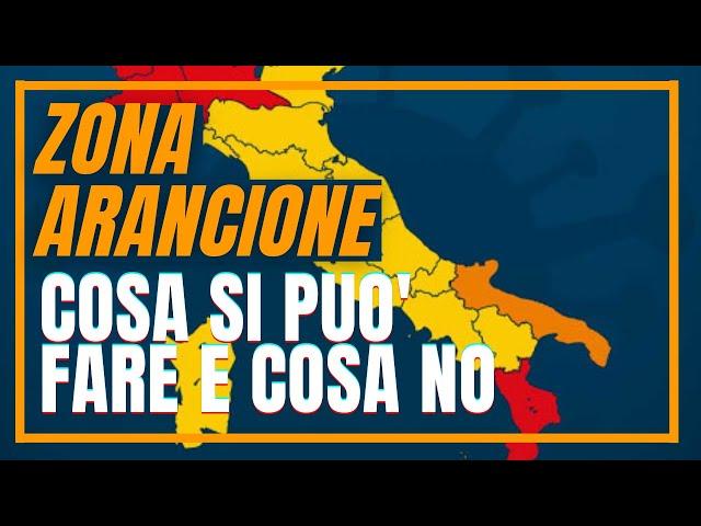 Wymowa wideo od Zona arancione na Włoski