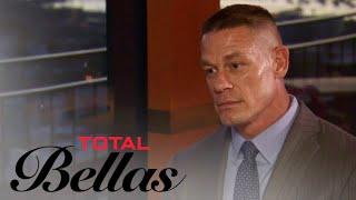 "John Cena to Nikki Bella: ""I Will Give You a Child"" | Total Bellas | E!"