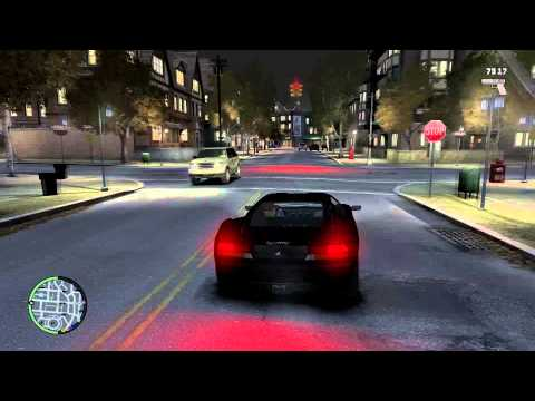 Driving Fast In GTA IV