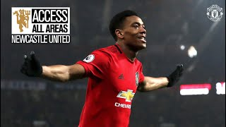 Access All Areas   Manchester United 4-1 Newcastle United   Premier League