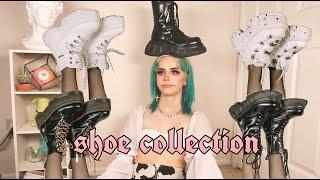 MY SHOE COLLECTION | Dr. Martens, Heels, Platforms, Sneakers + Sandals