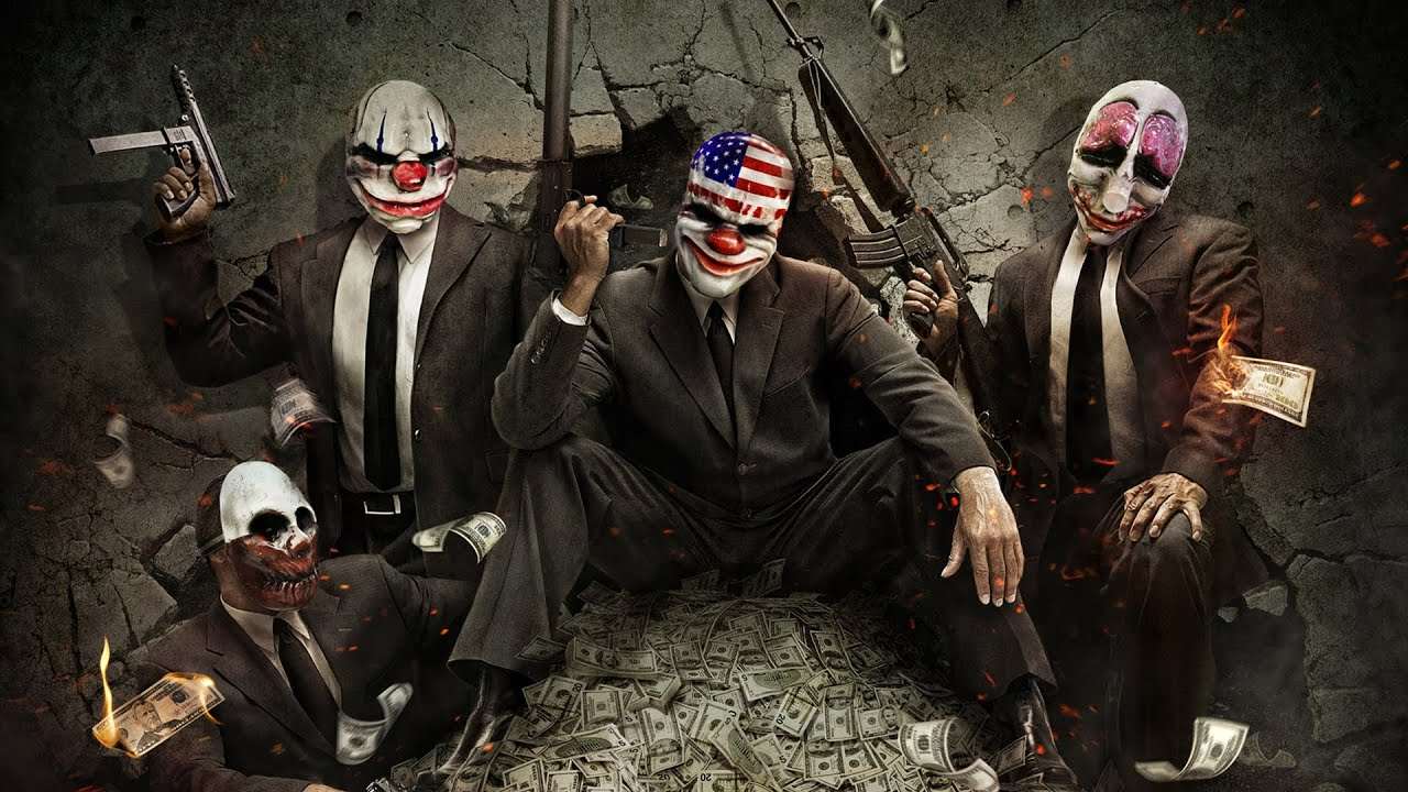 PAYDAY: The Heist Official Launch Date Unmasked: October 18th