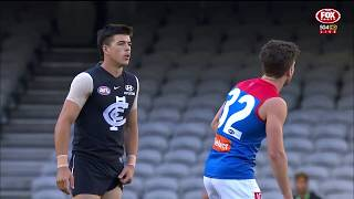 AFLX Tournament 2: Melbourne Vs Carlton