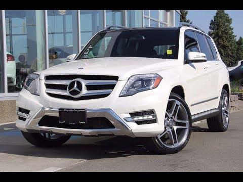 2015 Mercedes Benz GLK 350 For Sale @ Mercedes Benz Kamloops