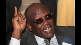 Johnstone Muthama speaks on the suspension of NASA leaders' passports
