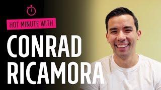 Hot Minute with Conrad Ricamora (Juin 2017)