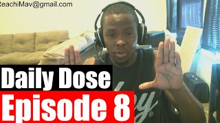 #DailyDose Ep.8 -  #G1GB Apparel, Going Back In Time, Most Defining Moment, and more...