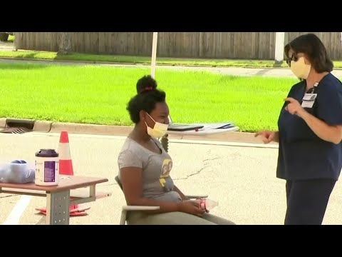 Beaumont Health offers curbside vaccinations to keep kids up-to-date