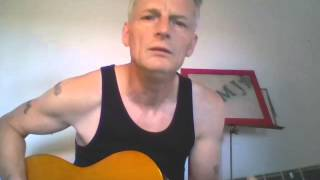 Coma girl,  Joe Strummer, The clash, cover, live, acoustic.