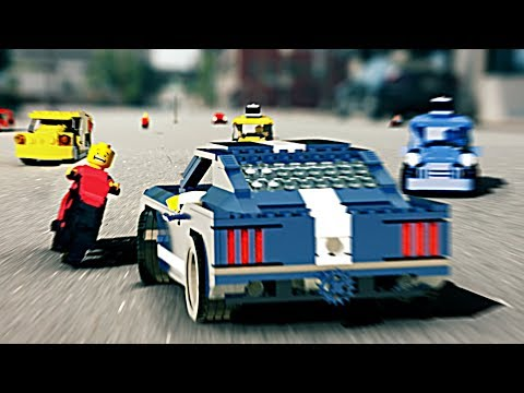 Lego Grand Theft Auto Is The Best Grand Theft Auto