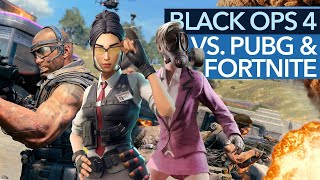 Black Ops 4: Blackout könnte PUBG schlagen, warum dann nicht auch Fortnite?
