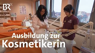 Kosmetikerin | Ausbildung | Beruf | BR