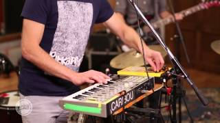"""Caribou Performing """"Our Love"""" Live At The Village On KCRW"""