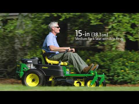 2019 John Deere Z355E Residential ZTrak Mower with 48 in. Deck in Sparks, Nevada