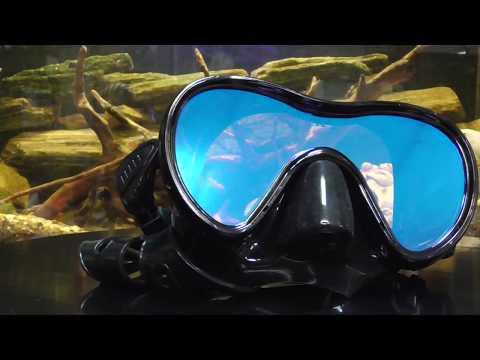 Маска для подводной охоты BS Diver Mamba Video #1