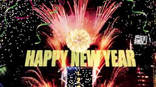 Nieuwjaarskaarten, Happy New Year Remix mooie muziek als nieuwjaarskaart