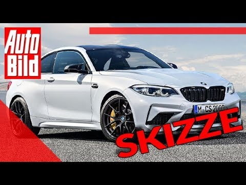 BMW M2 CS (2019): Auto - Sport - Motor - Competition