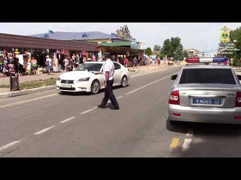 Полицейские Анапы задержали подозреваемого в угоне