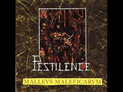 PESTILENCE - Chemo Therapy online metal music video by PESTILENCE