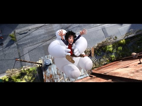 Big Hero 6 Commercial (2014) (Television Commercial)