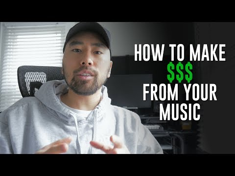How To Make Money From Your Music – Artist and Producer Tips