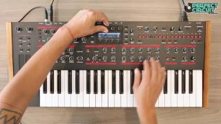 Dave Smith Instruments Pro-2 Demo