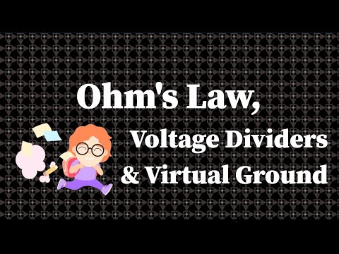 Voltage Division, Ohm's Law, and MATHS (The Noyz ep03)