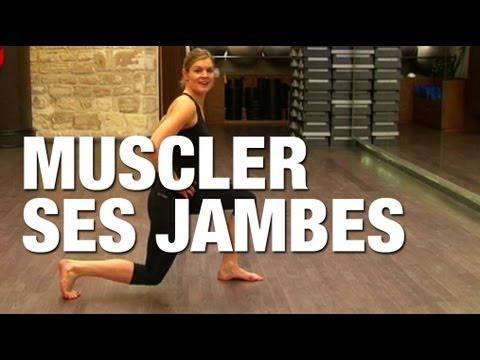 Quels groupes des muscles travaillent sur à rames