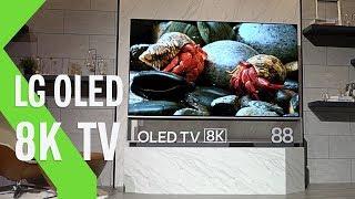 LG OLED 8K de 88