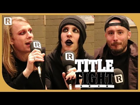 How Many As It Is Songs Can The Band Name In 1 Minute? - Title Fight