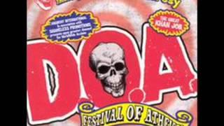 D.O.A. - A Gun and A Bomb