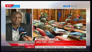 President nominates new IEBC Chairman and six other commissioners