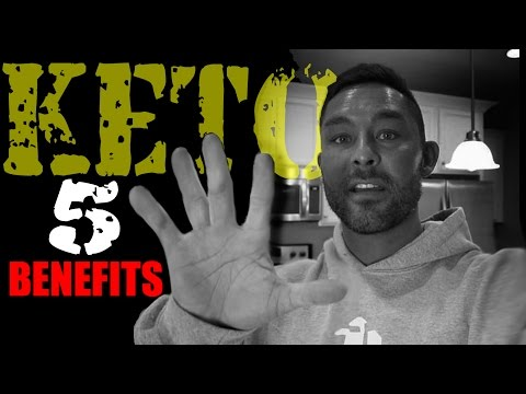 Video 5 BENEFITS OF A KETO DIET
